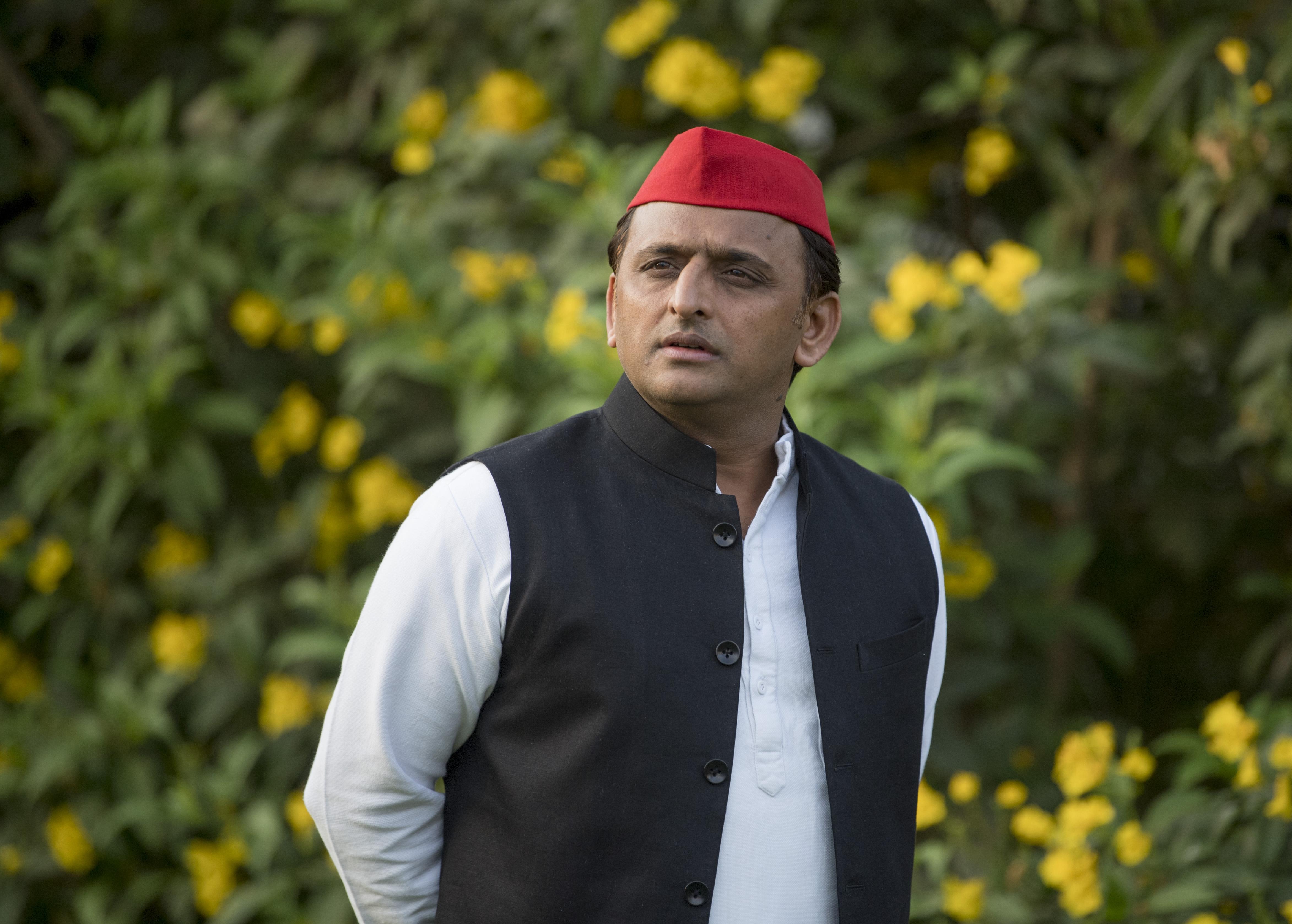 Party President Samajwadi Party